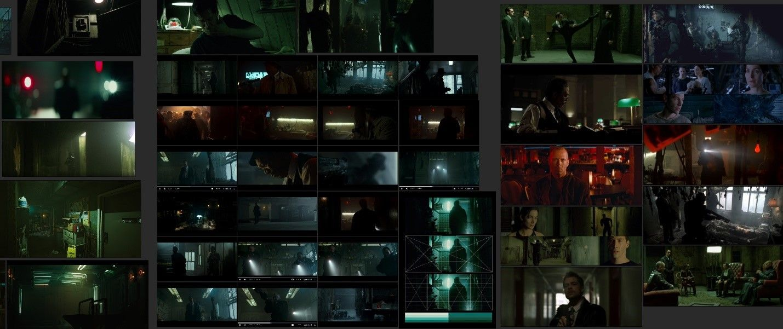 WE_E:Fluorescence - Complete Breakdown of Sci-fi scene by