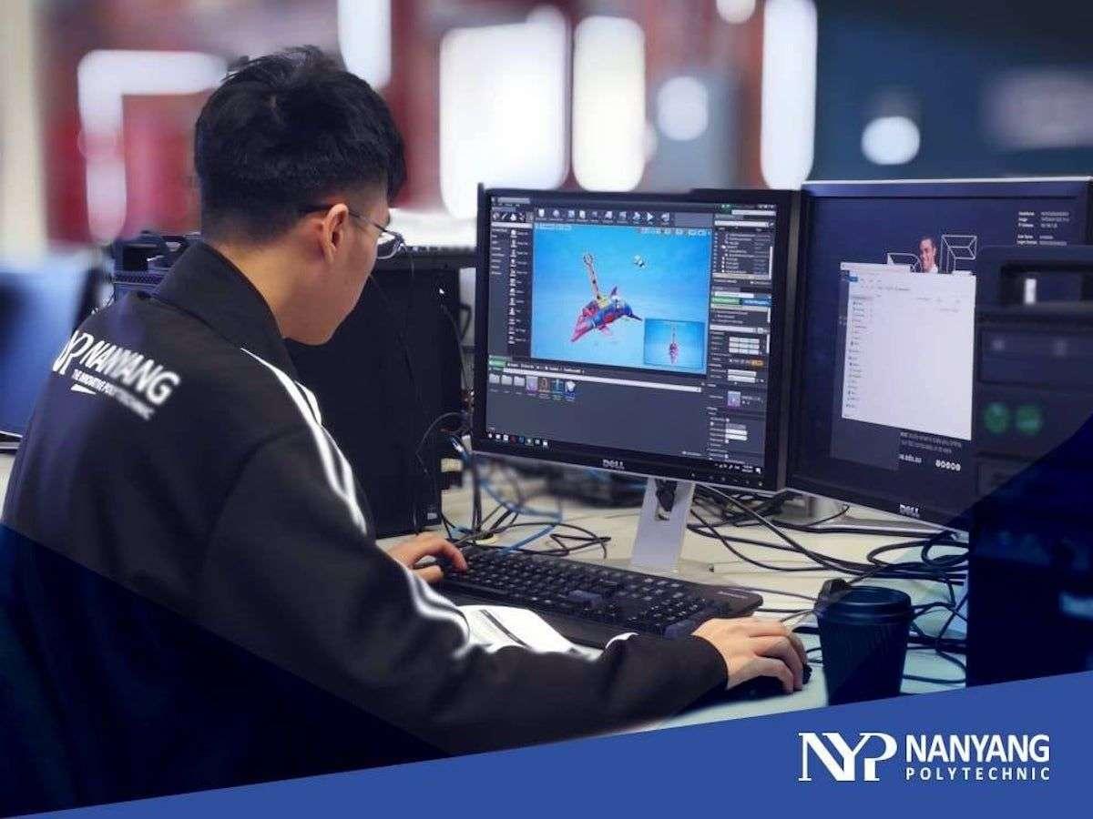 Nanyang Polytechnic - School of Interactive & Digital Media