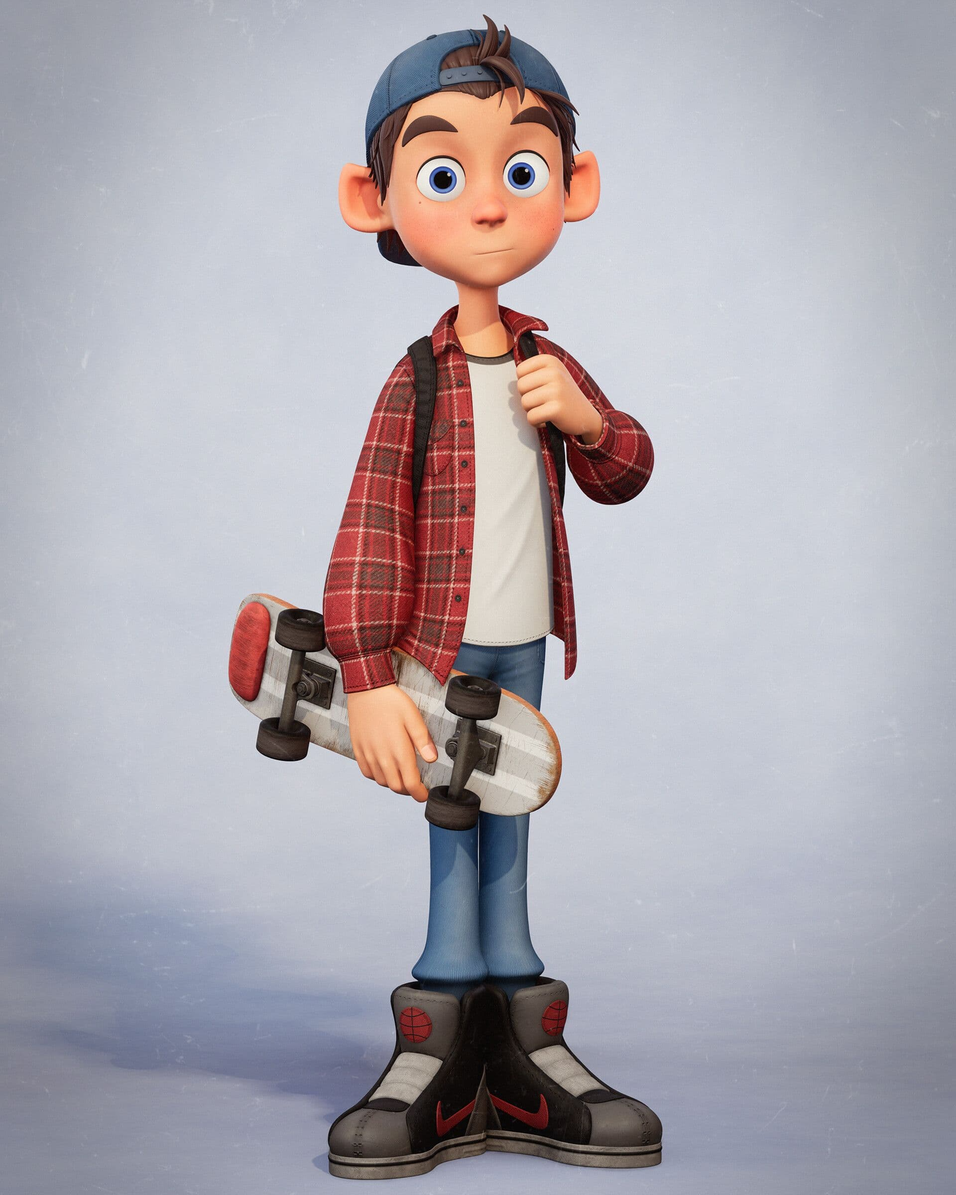 Character Design (for Stop-motion). on Behance