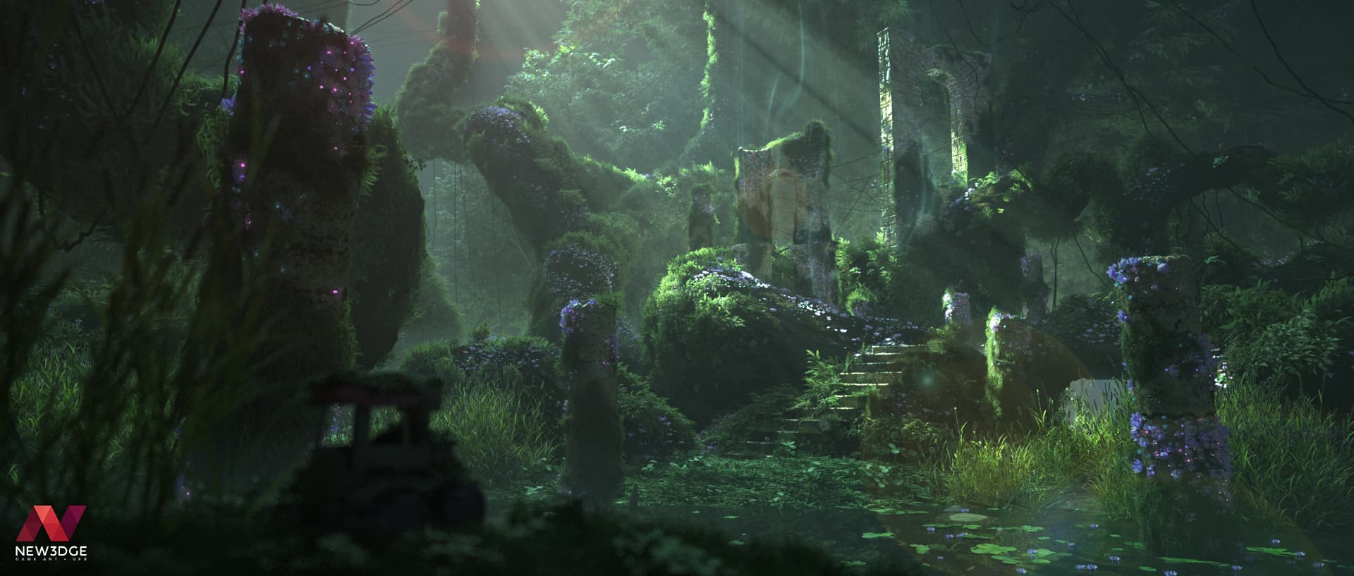 Get your scattering on with Forest Pack for 3ds Max
