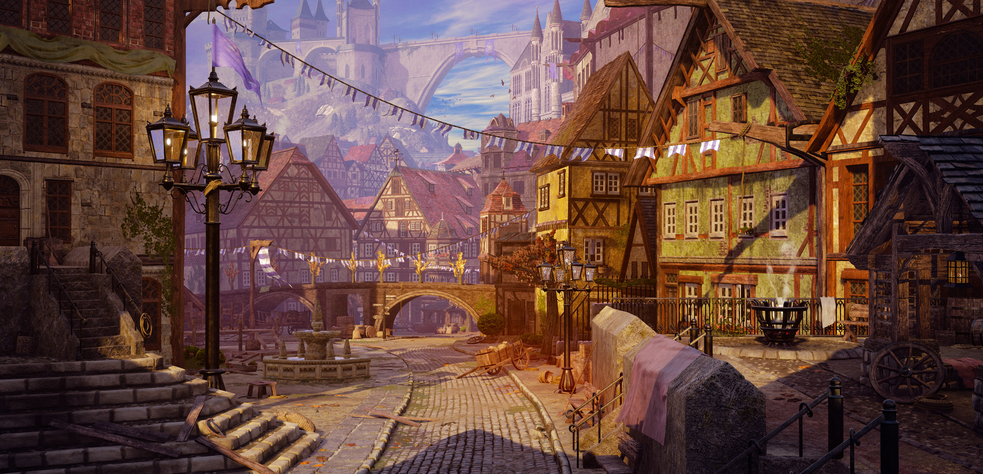 Career Advice - Working as an Environment Artist with Brennan Howell