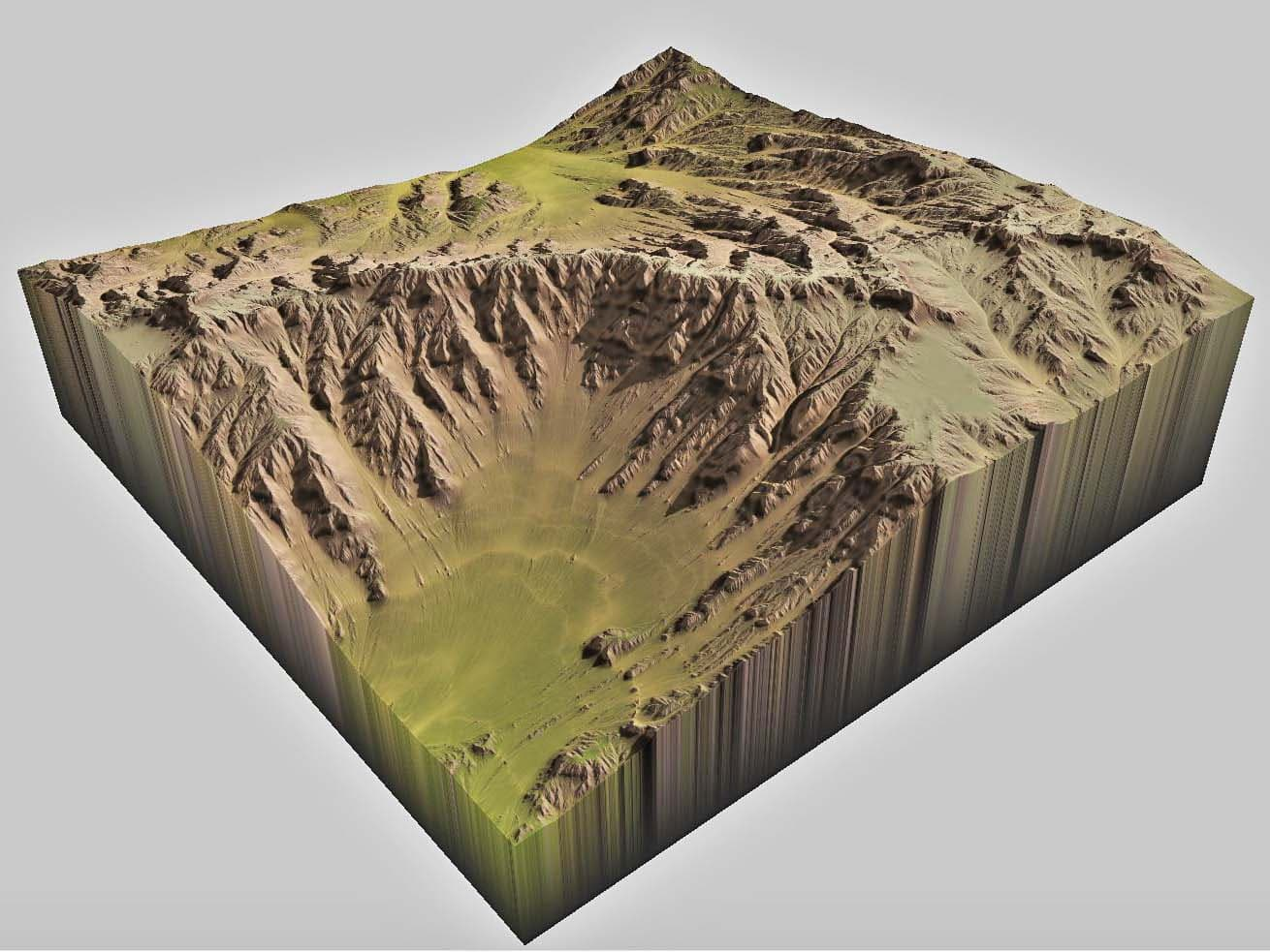 Create realistic 3D terrain with the power of World Machine