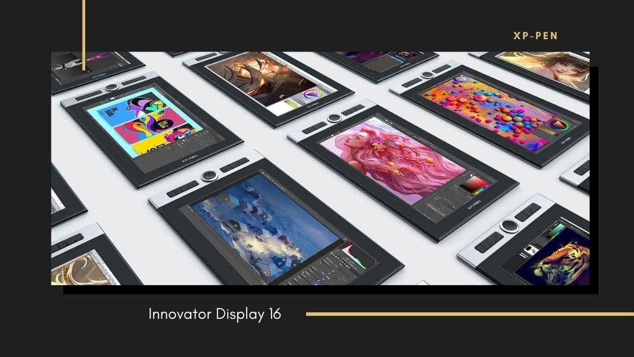 XP-PEN Innovator Display 16
