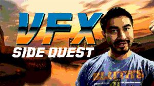VFX Side Quest: Creating A Retro Video Game Look