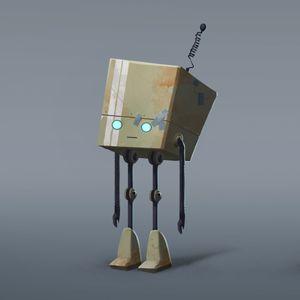 Weekly Drills 063 - #CuteRobot