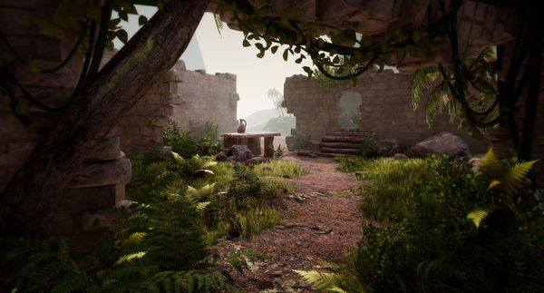 Creating a Modular and Moody Jungle Ruin in UE4