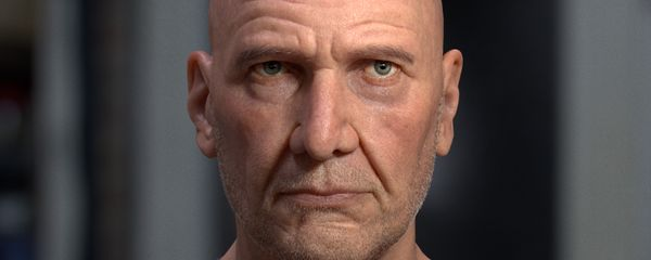 Creating a Photorealistic Portrait of Harrison Ford