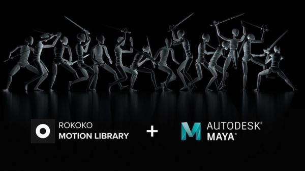 Get the World's Largest Marketplace of Motion Assets With This Maya Plugin