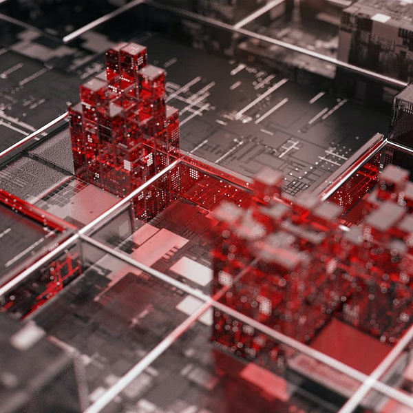 Imagining the Digital World: Using C4D, Redshift and Red Giant Universe, to Create Powerful Motion Graphics